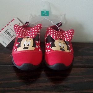 Other - Minnie mouse water shoes